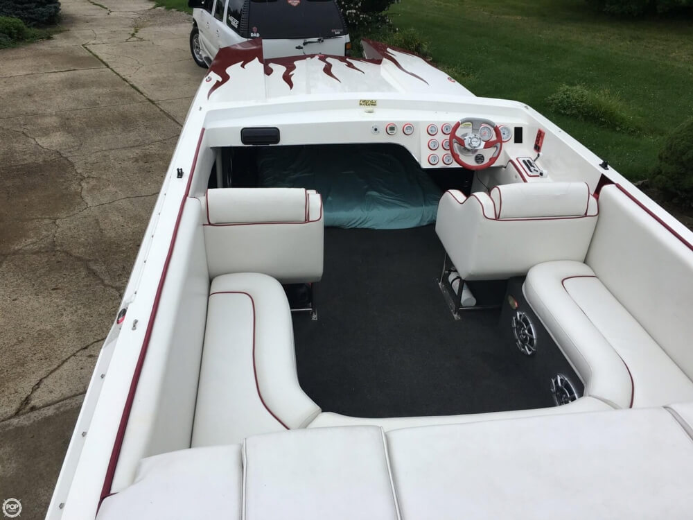 2003 Warlock boat for sale, model of the boat is Hawaiian & Image # 6 of 40