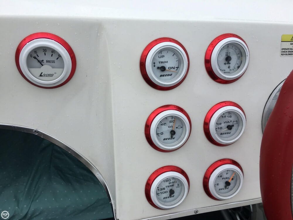 2003 Warlock boat for sale, model of the boat is Hawaiian & Image # 11 of 40