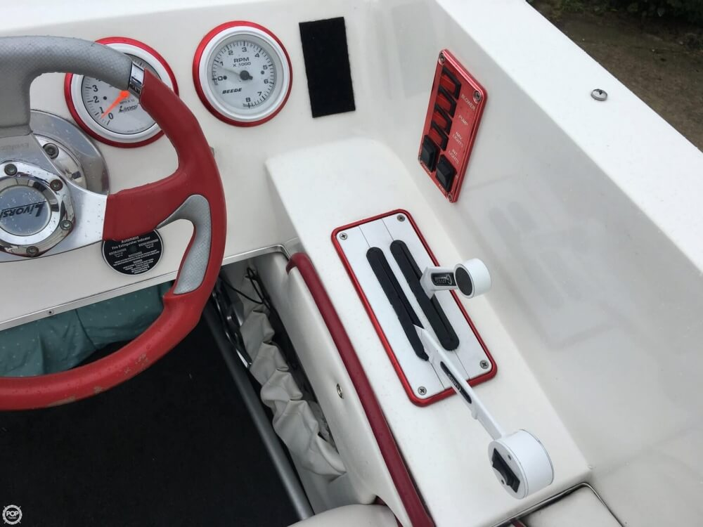 2003 Warlock boat for sale, model of the boat is Hawaiian & Image # 13 of 40