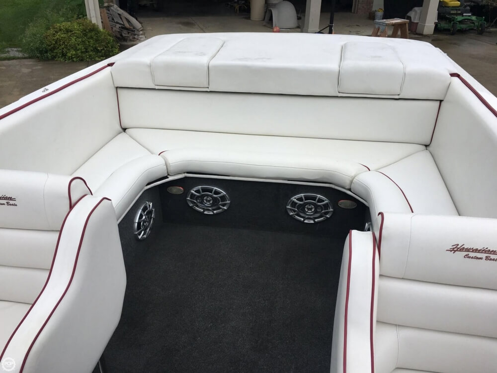 2003 Warlock boat for sale, model of the boat is Hawaiian & Image # 27 of 40
