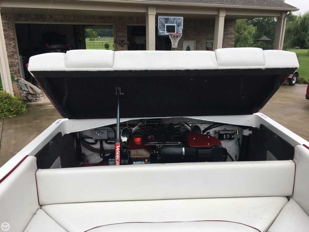 2003 Warlock boat for sale, model of the boat is Hawaiian & Image # 33 of 40