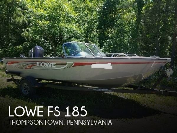 2009 LOWE 18 for sale