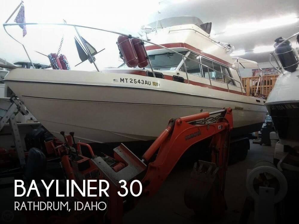 Used Power boats For Sale by owner | 1977 Bayliner 30