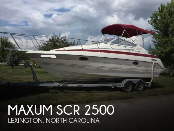 Used Boats For Sale in Des Moines, Iowa by owner | 1992 Maxum 25