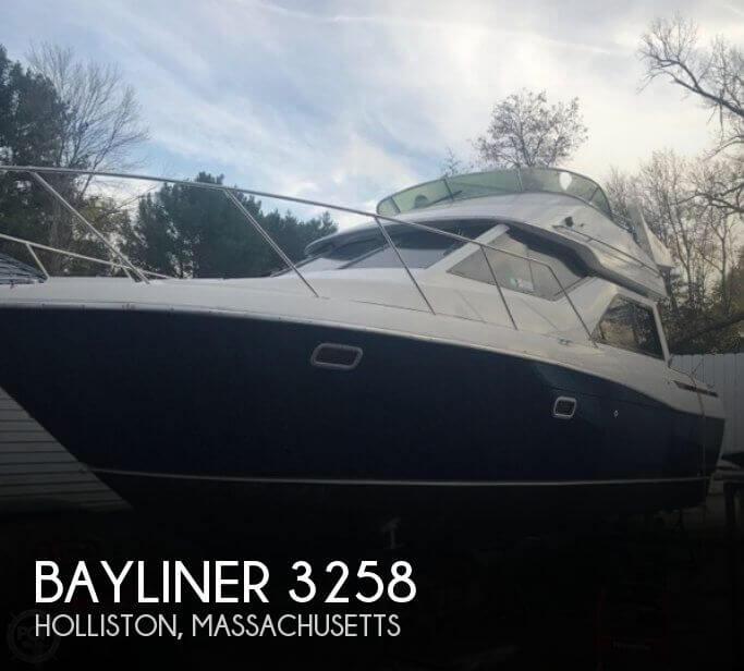 Used Bayliner 25 Boats For Sale by owner | 1998 Bayliner 3258