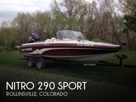 Used Boats For Sale in Denver, Colorado by owner | 2013 Nitro 19
