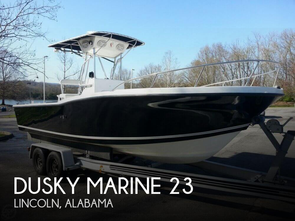 Used Dusky Marine Boats For Sale by owner | 1994 Dusky Marine 23