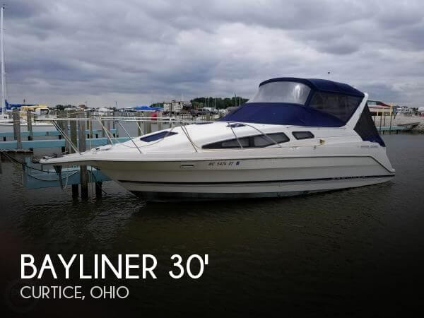 Used Bayliner Boats For Sale in Ohio by owner | 1999 Bayliner 30