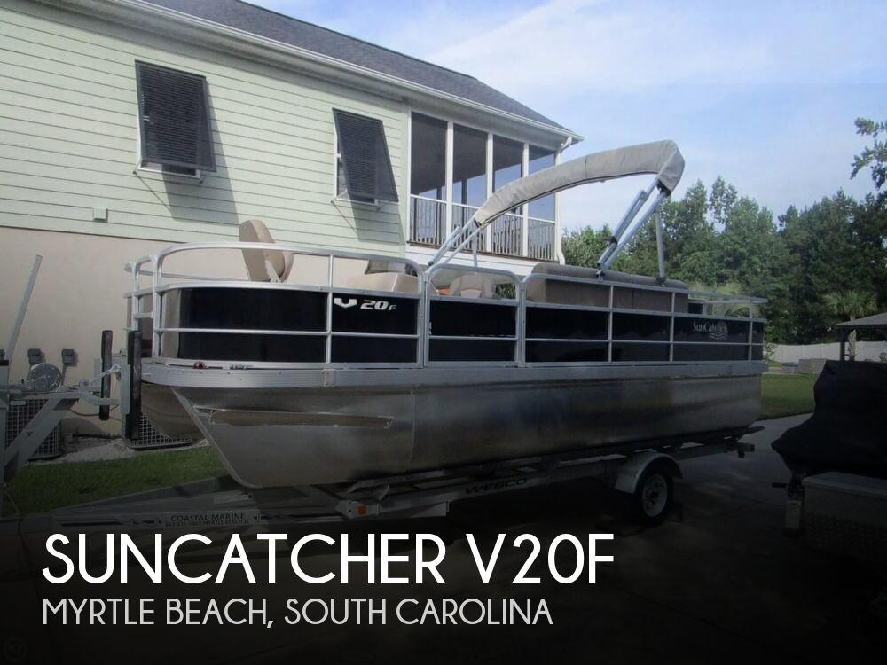 Used Suncatcher Boats For Sale by owner | 2016 SunCatcher 20