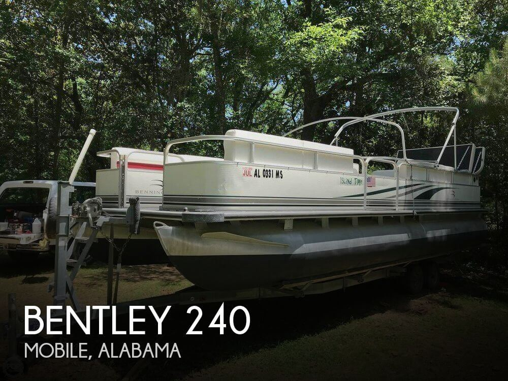 Used BENTLEY Boats For Sale by owner | 2007 Bentley 24