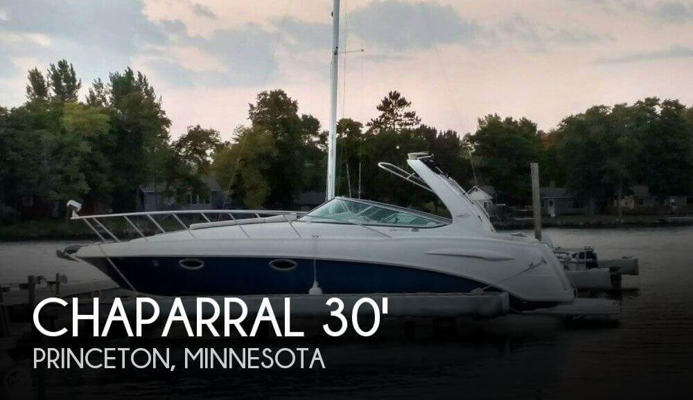 Used Boats For Sale in Minneapolis, Minnesota by owner | 2007 Chaparral 30