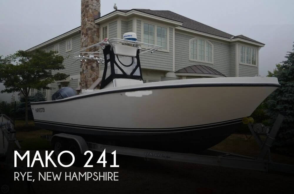 Used MAKO Boats For Sale by owner | 1990 Mako 24