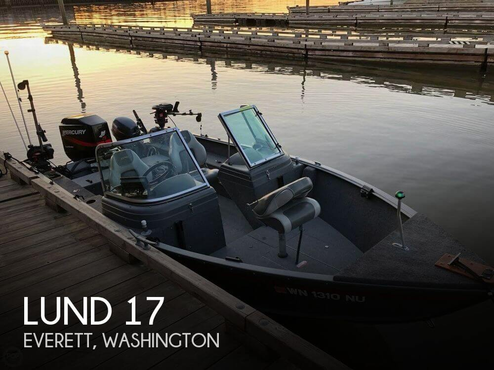 Used Fishing boats For Sale in Washington by owner | 2006 Lund 17