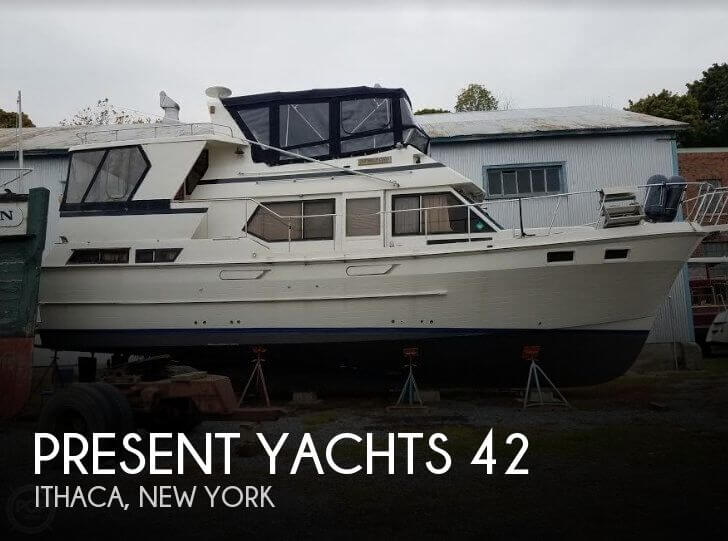 Used Boats For Sale in Rochester, New York by owner | 1988 Present Yachts 42