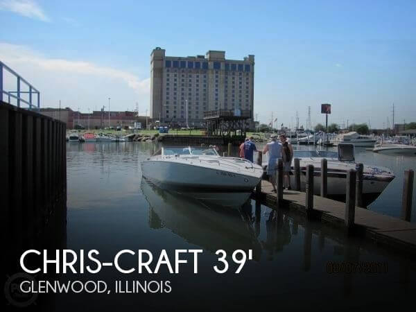 Used Chris Craft Boats For Sale by owner | 1984 Chris-Craft 39