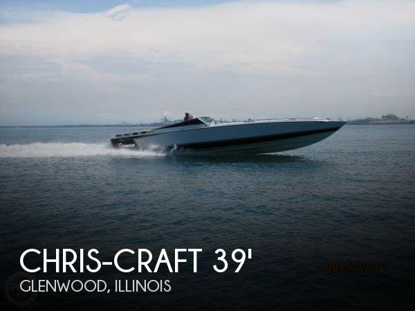 1984 CHRIS CRAFT STINGER 390X for sale