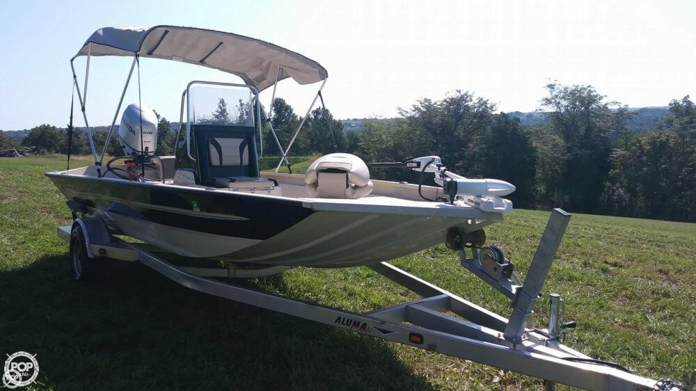 Alumacraft Boats For Sale >> Alumacraft Mv 1860 Aw Boat For Sale In Falmouth Ky For 21 500 156503