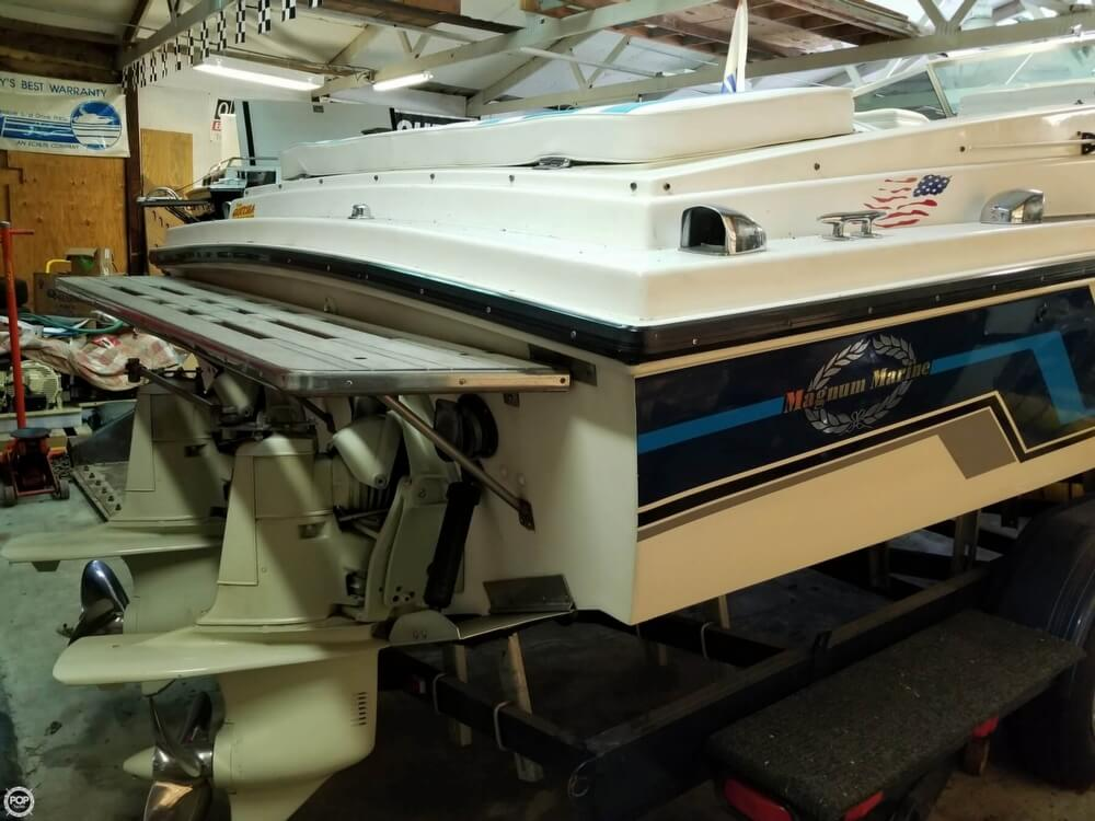 1971 Magnum Marine boat for sale, model of the boat is 27 Sports Sedan & Image # 33 of 40