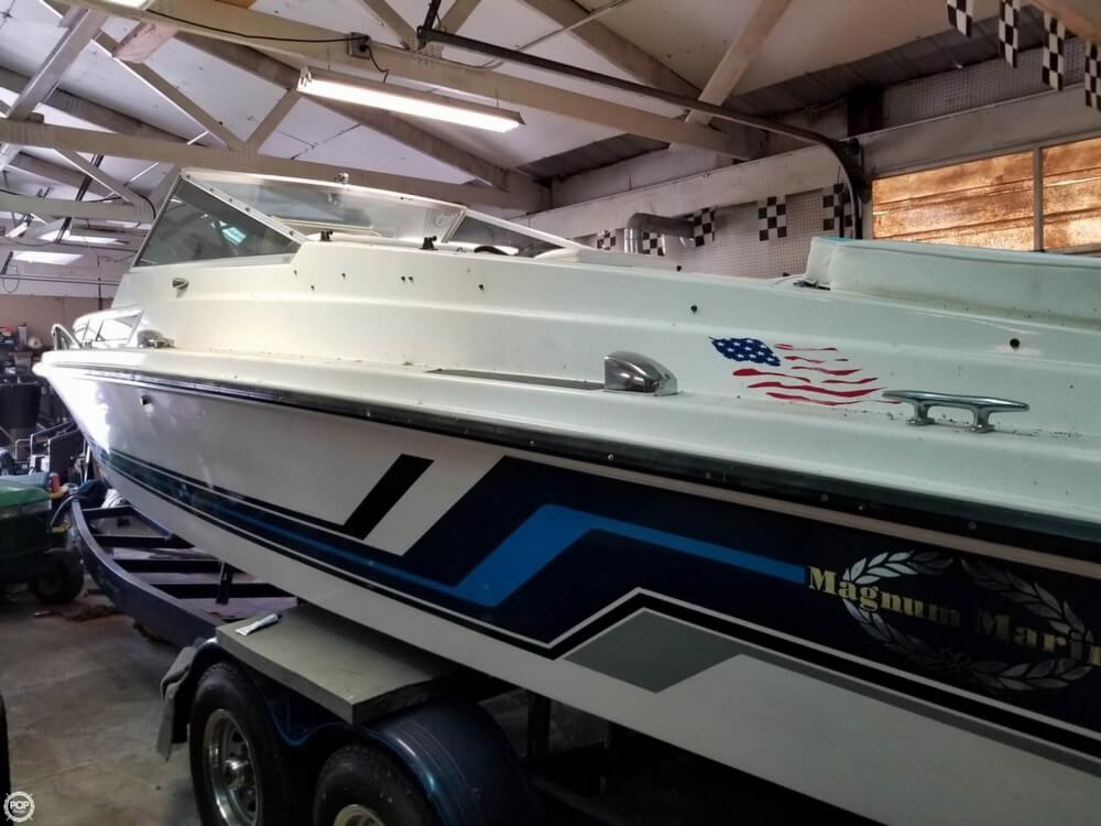 1971 Magnum Marine boat for sale, model of the boat is 27 Sports Sedan & Image # 38 of 40