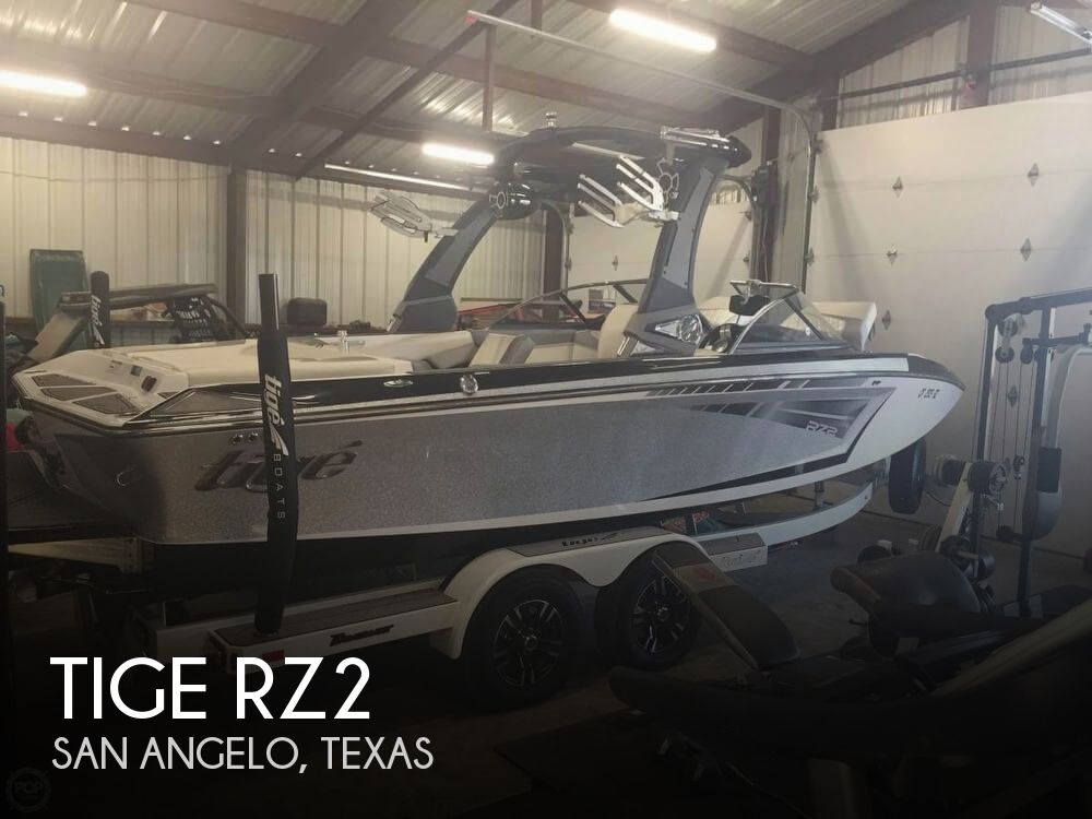 Used Ski Boats For Sale in Texas by owner | 2017 Tige 22