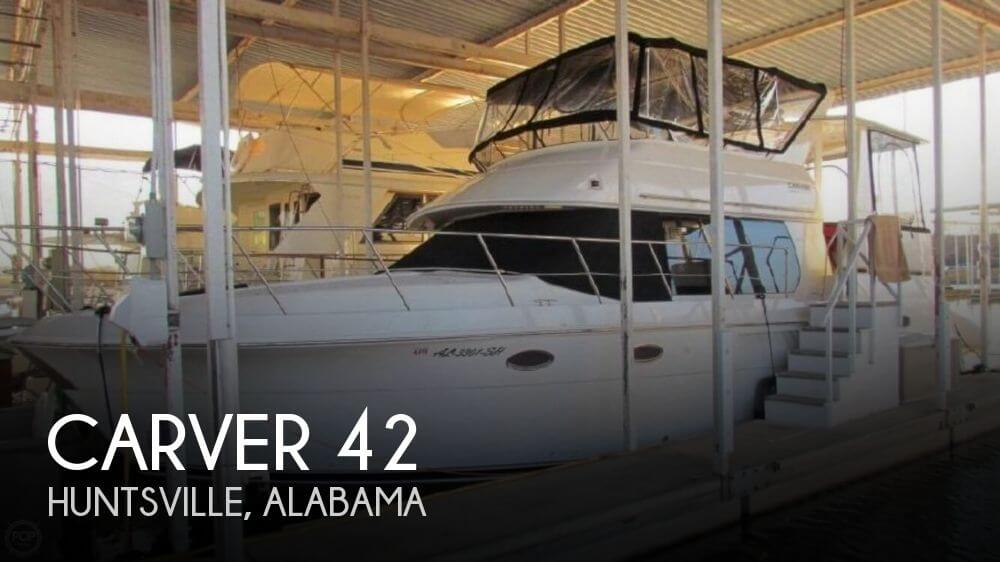 Used Boats For Sale in Huntsville, Alabama by owner | 1999 Carver 42
