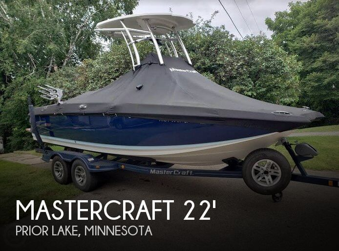 Used Boats For Sale in Rochester, Minnesota by owner | 2007 Mastercraft 22