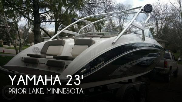 Used Boats For Sale in Minneapolis, Minnesota by owner | 2011 Yamaha 23