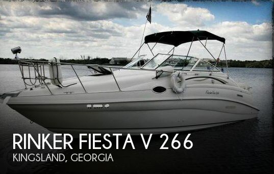 Used Rinker 26 Boats For Sale by owner | 1998 Rinker 26