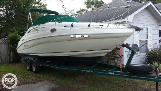 1998 Rinker boat for sale, model of the boat is Fiesta V 266 & Image # 2 of 41