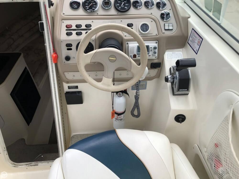 1998 Rinker boat for sale, model of the boat is Fiesta V 266 & Image # 18 of 41
