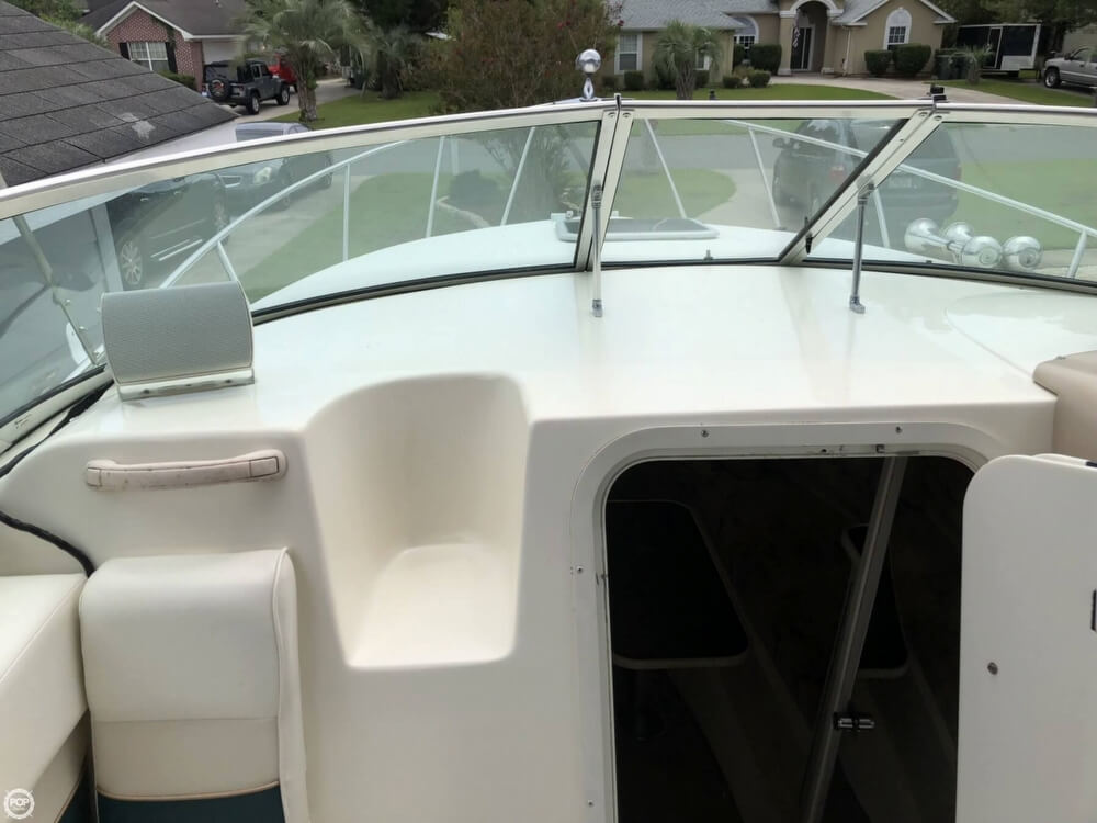 1998 Rinker boat for sale, model of the boat is Fiesta V 266 & Image # 23 of 41
