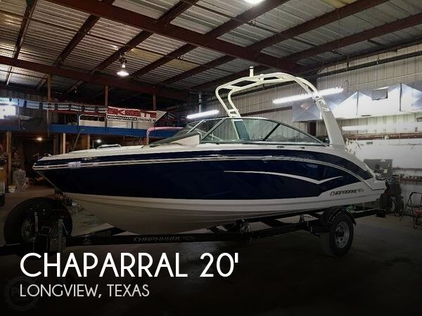 Used Chaparral Boats For Sale in Texas by owner | 2017 Chaparral 20