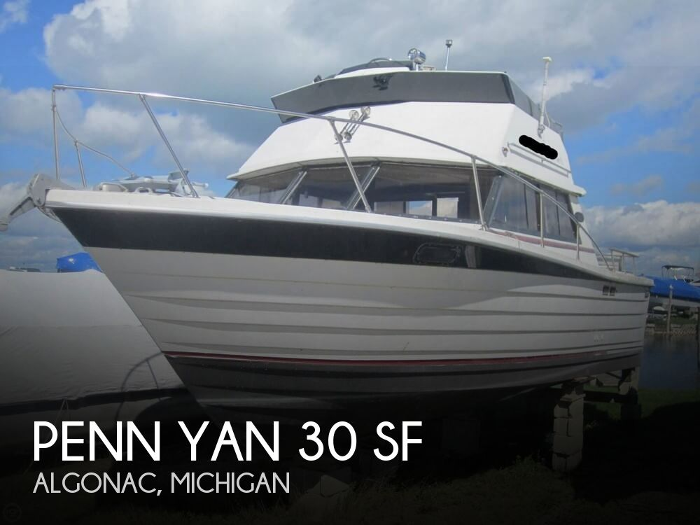 1979 Penn Yan boat for sale, model of the boat is 30 SF & Image # 1 of 40