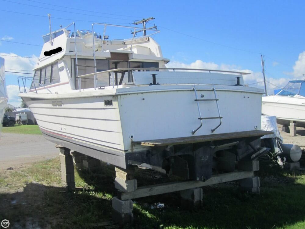 1979 Penn Yan boat for sale, model of the boat is 30 SF & Image # 2 of 40