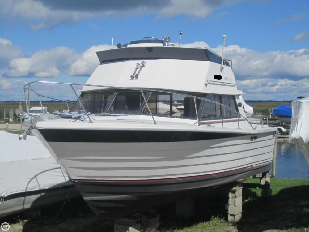 1979 Penn Yan boat for sale, model of the boat is 30 SF & Image # 21 of 40