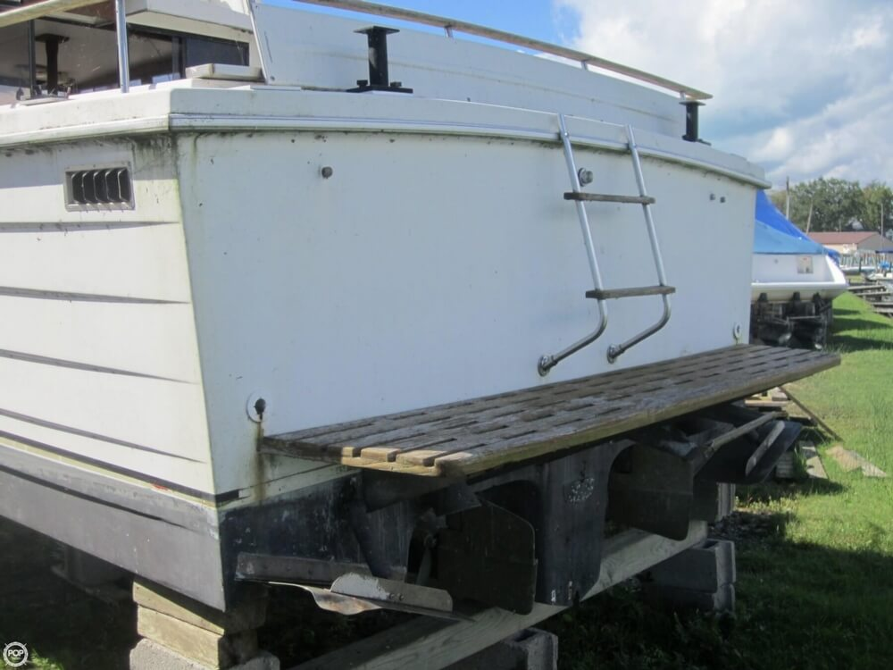 1979 Penn Yan boat for sale, model of the boat is 30 SF & Image # 23 of 40