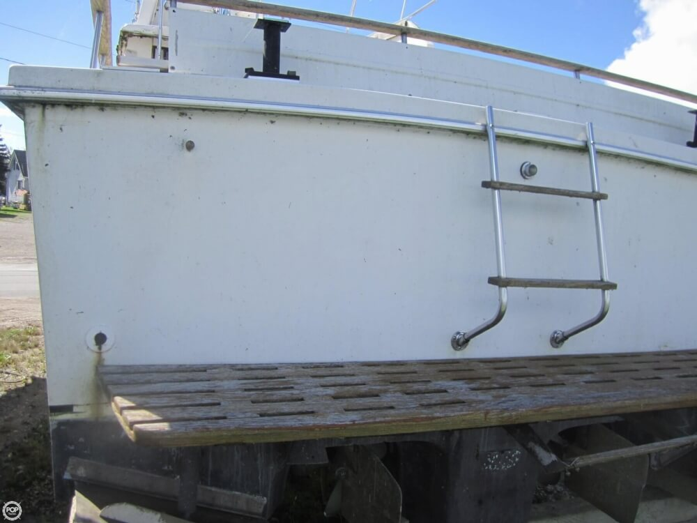 1979 Penn Yan boat for sale, model of the boat is 30 SF & Image # 38 of 40