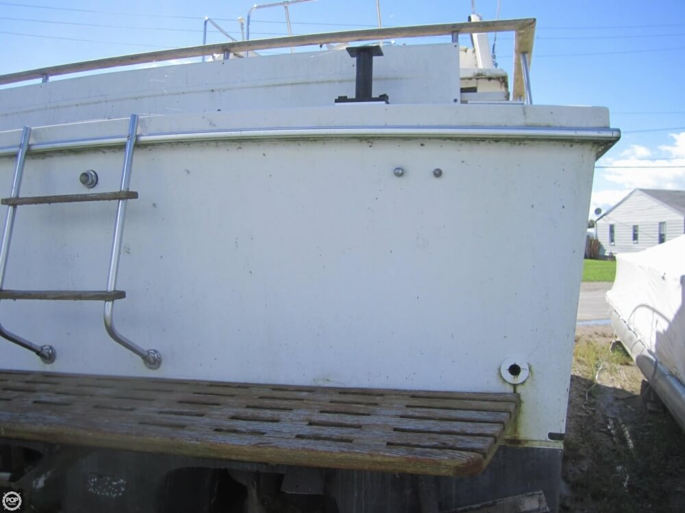 1979 Penn Yan boat for sale, model of the boat is 30 SF & Image # 39 of 40
