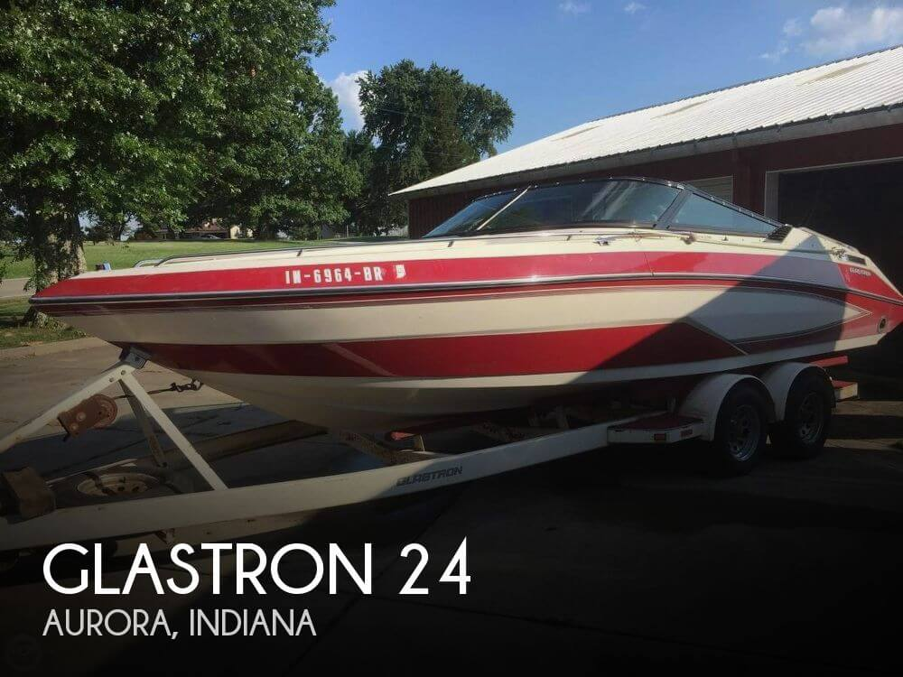 Used Glastron 24 Boats For Sale by owner   1988 Glastron 24