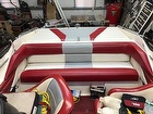 New upholstery on back seat, engine cover May 2020