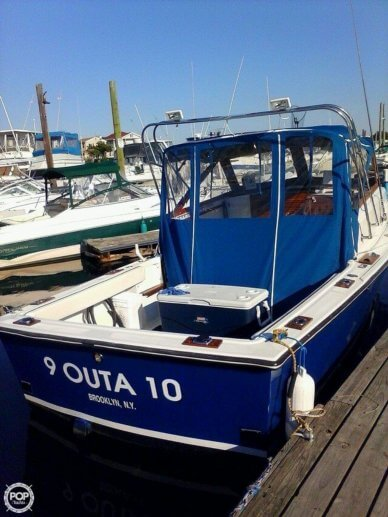 Columbia 23, 23', for sale - $22,500