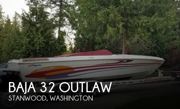 Used High Performance Boats For Sale in Washington by owner | 1996 Baja 32