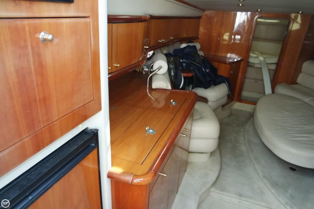 2003 Sunseeker boat for sale, model of the boat is Superhawk 48 & Image # 10 of 40