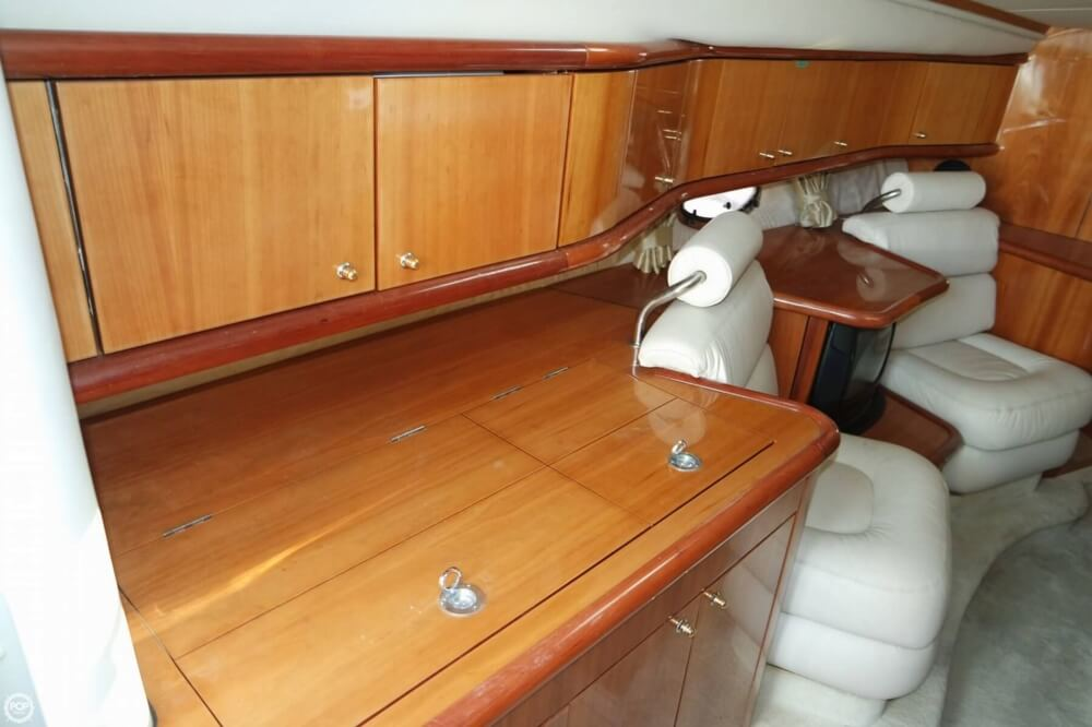 2003 Sunseeker boat for sale, model of the boat is Superhawk 48 & Image # 12 of 40