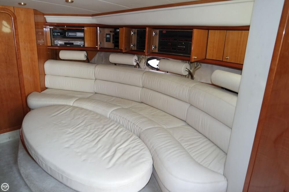 2003 Sunseeker boat for sale, model of the boat is Superhawk 48 & Image # 13 of 40