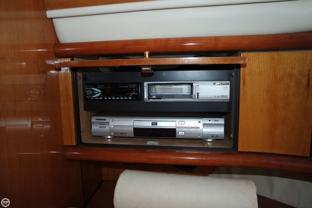 2003 Sunseeker boat for sale, model of the boat is Superhawk 48 & Image # 17 of 40