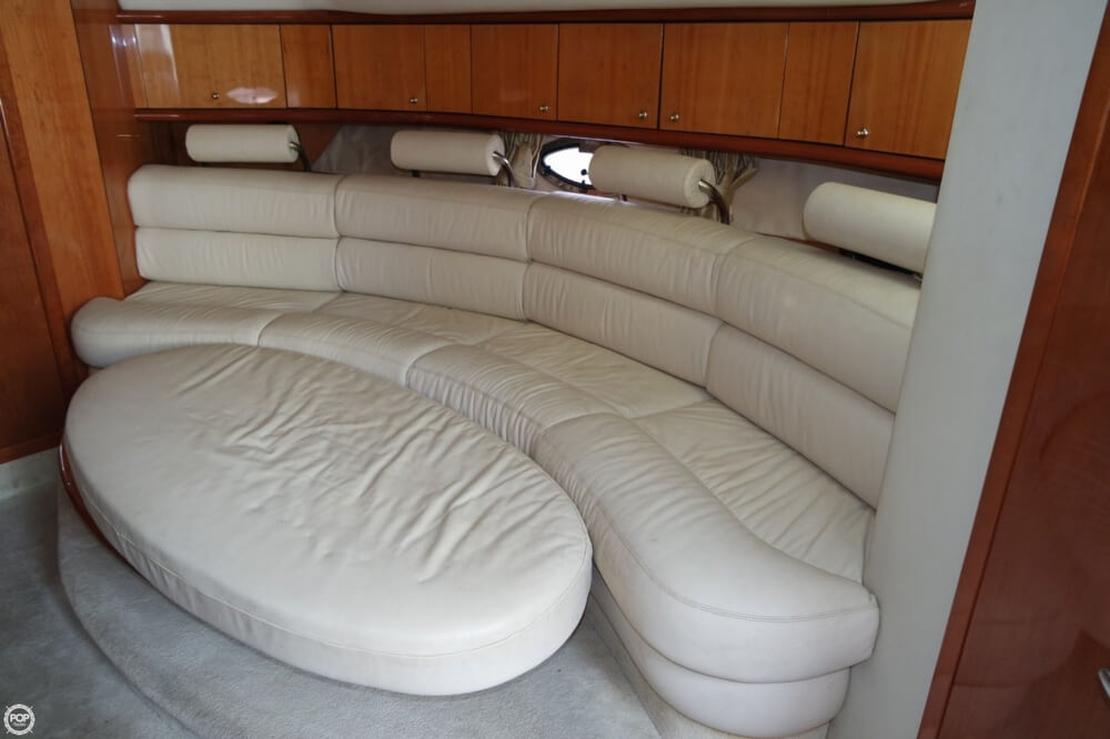 2003 Sunseeker boat for sale, model of the boat is Superhawk 48 & Image # 2 of 40