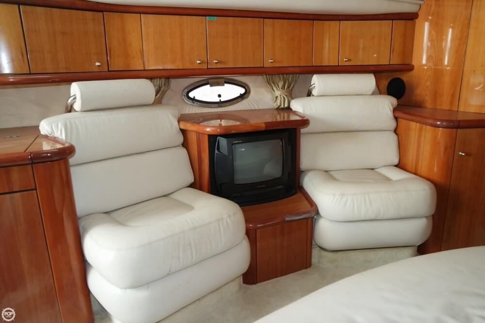 2003 Sunseeker boat for sale, model of the boat is Superhawk 48 & Image # 3 of 40