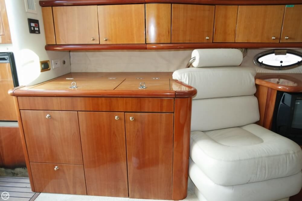 2003 Sunseeker boat for sale, model of the boat is Superhawk 48 & Image # 4 of 40