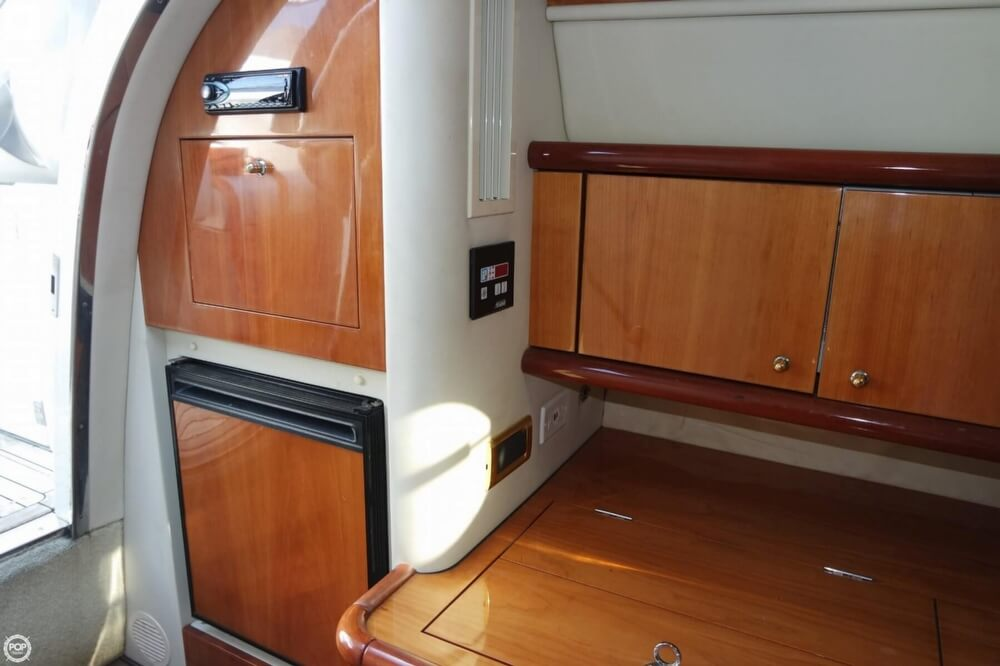 2003 Sunseeker boat for sale, model of the boat is Superhawk 48 & Image # 21 of 40